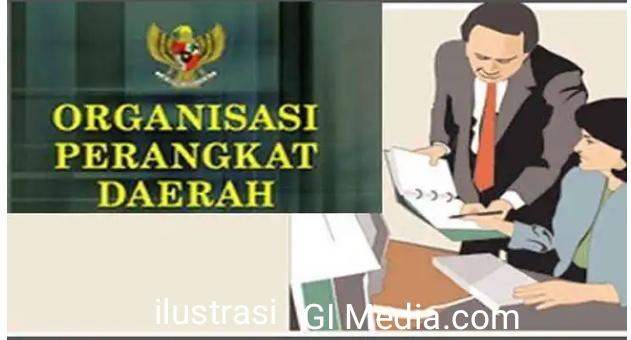 Dibalik Gunjang Ganjing AKD DPRD Tebingtinggi, Dua Oknum Legislatif Kunjungi OPD