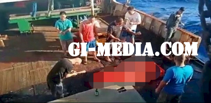 MBC;  Anak Buah Kapal WNI Di Kapal Cina Layaknya Perbudakan |