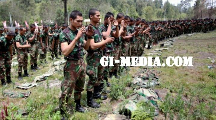 340.000 Personil TNI-Polri Dikerahkan Guna Memastikan Masyarakat Menerapkan Protokol Kesehatan |