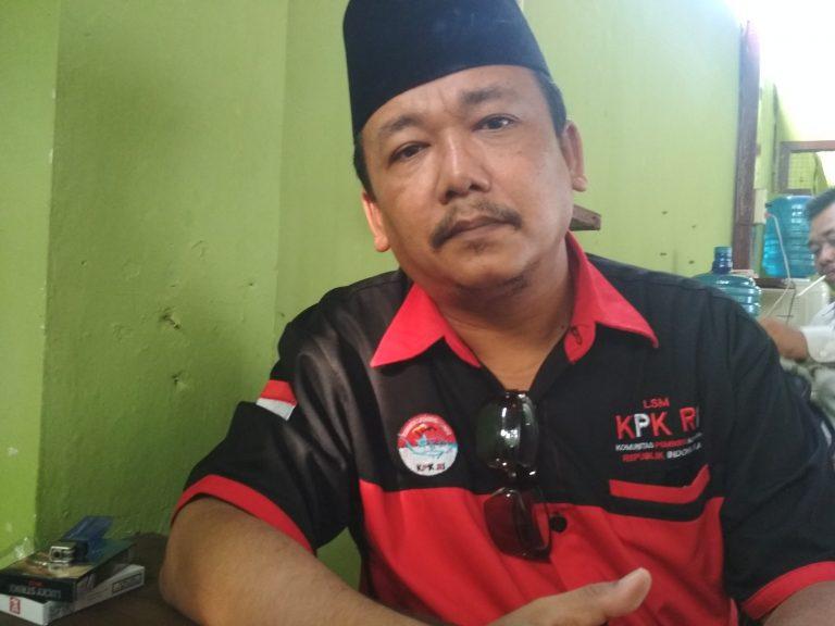 Ketua DPC LSM KPK kota Tebingtinggi Surati DPRD Terkait Pembagian Pasar Kain Yang Dinilai Tidak Tepat Sasaran