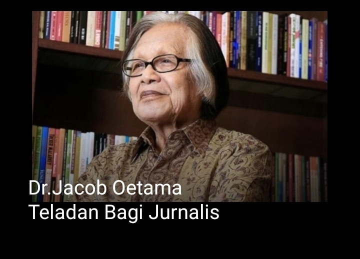 Pendiri Kompas Gramedia Dr Jacob Oetama Tutup Usia