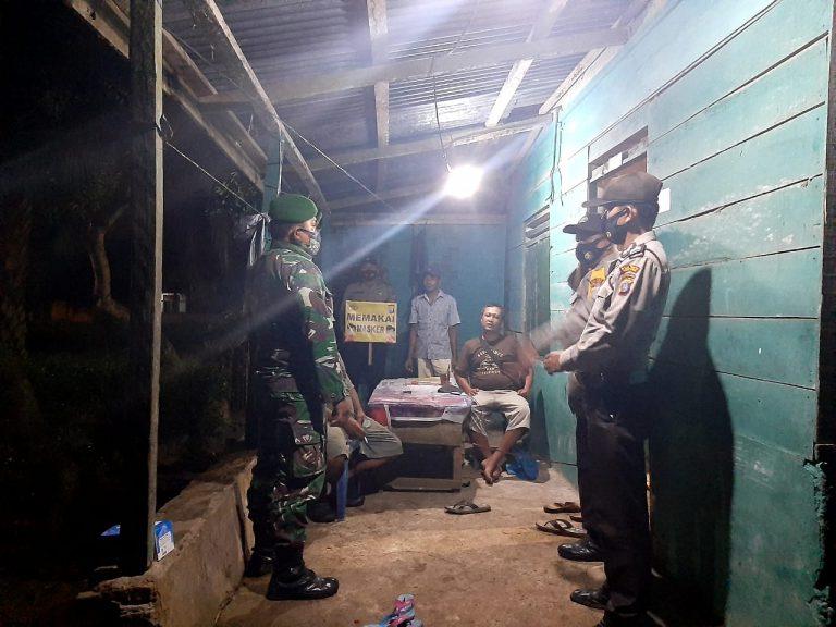 Sambangi Desa Serbananti Sipispis, Kapolsek AKP Syaipullah SH Gelar Oprasi Dialogis