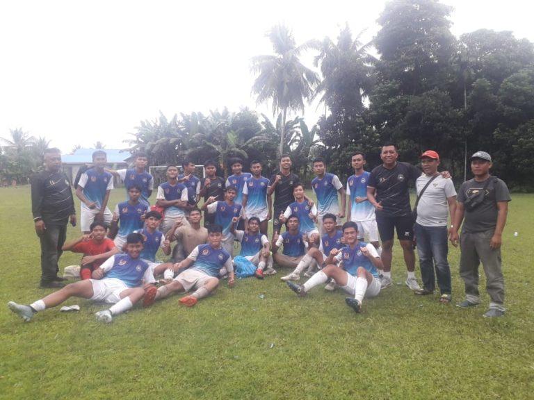 PSKTS U17 Melaju Ke Semi Final Turnamen Sepak Bola Brimo Langkat Cup