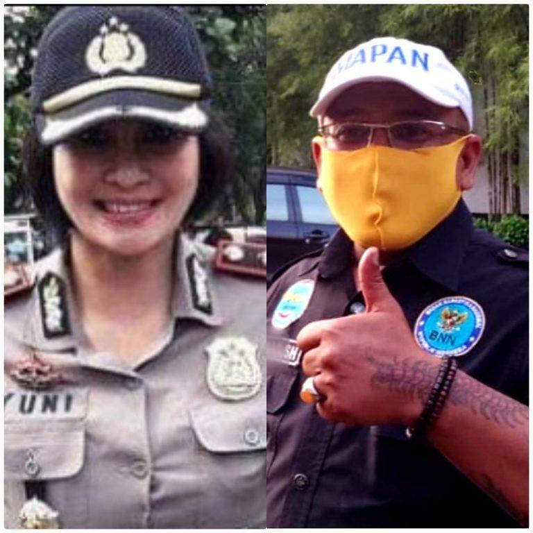 Ketum Mapan Indonesia : Jika Kompol Y Dan 11 Anggotanya Positif, Pecat  Dan Pidanakan