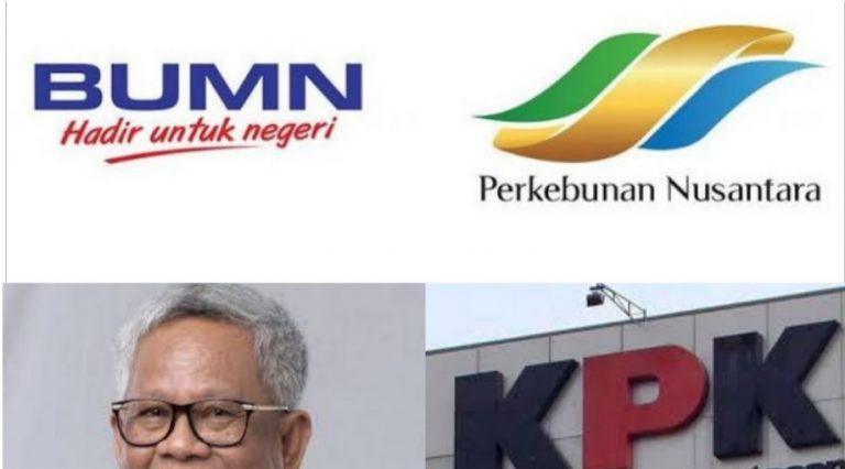 Diduga Ada Korupsi 702 Miliar,PMPRI Laporkan Direksi Holding PTPN-III Pada KPK Dan Presiden |