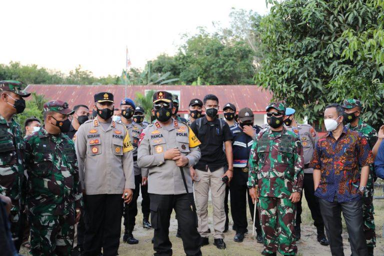 Kapolda Sumut dan Pangdam I/BB Dukung Penuh PSU 3 Kabupaten dengan Berikan Jaminan Keamanan  