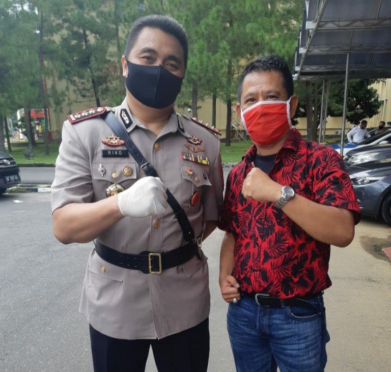 Ketua Pewarta Polrestabes Medan Apresiasi Kinerja Polda Sumut  