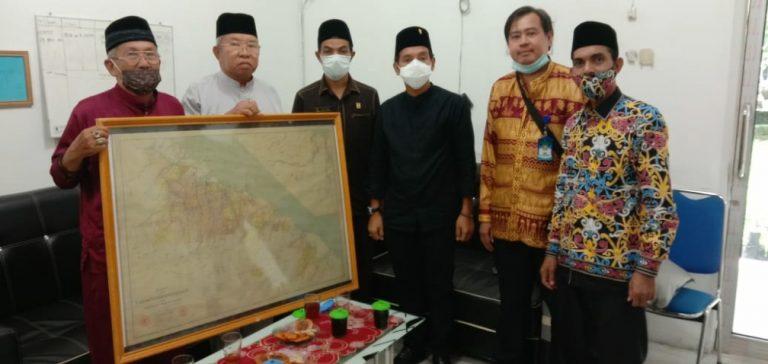 Terima Audiensi Pemangku Adat Kerajaan Padang Deli, DPRD Tebingtinggi Akan Fasilitasi Pertemuan |