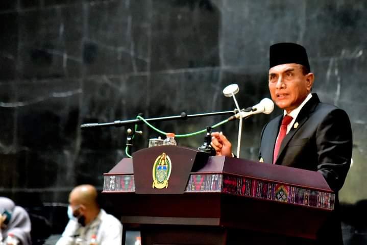DPRD Sumut Setujui Pertanggungjawaban APBD TA 2020