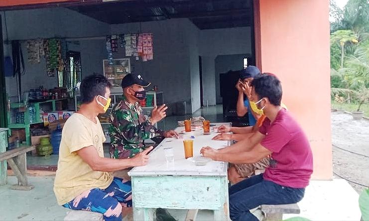 TMMD Ke-111 Kodim 0204/DS Jadi Ajang Personel Satgas Mantapkan Harmonisasi TNI-Rakyat