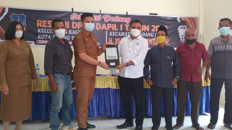Wakil Ketua DPRD H.M.Azwar ; Lampu Penerangan Jalan Yang Kita Perjuangkan Melalui Fraksi Nasdem DPR RI  Patut Kita Syukuri Dan Kita Jaga Bersama.