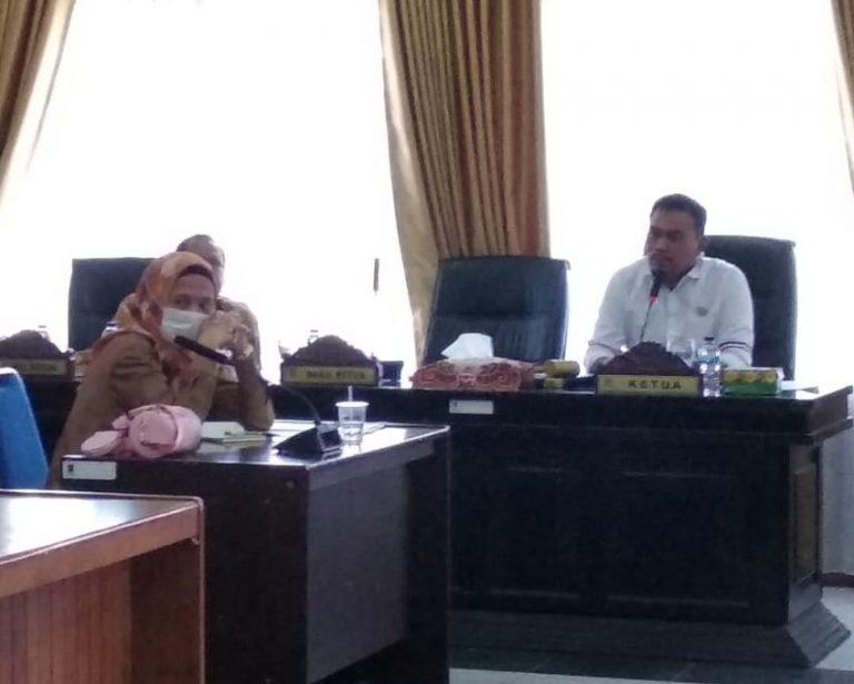 Wakil Ketua DPRD H.M.Azwar Minta Semua Lurah Di Tebingtinggi Perbaharui Data Bansos